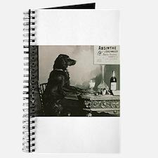 Absinthe Duval Dog Journal