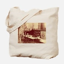 Verlaine with Absinthe Tote Bag