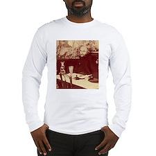 Verlaine with Absinthe Long Sleeve T-Shirt