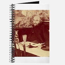 Verlaine with Absinthe Journal