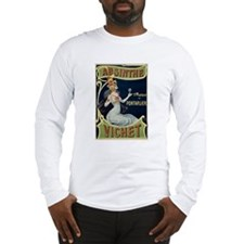 Absinthe Vichet Long Sleeve T-Shirt