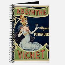 Absinthe Vichet Journal
