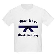 Blue Belt T-Shirt