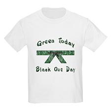Green Belt - Vintage T-Shirt