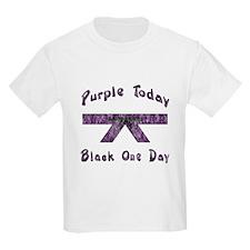 Purple Belt - Vintage T-Shirt