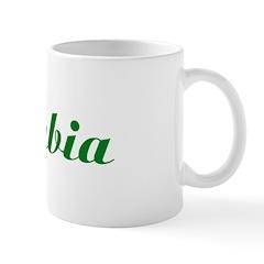 Classic Colombia (Green) Mug