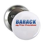 Barack for President Button