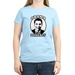 Obama is my homeboy Women's Light T-Shirt