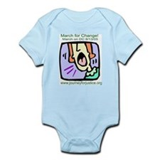 Journey for Justice Infant Creeper