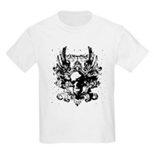 Vintage Flying Skull T-Shirt