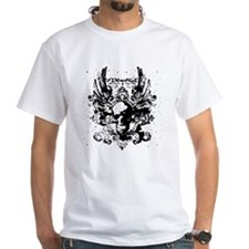 Vintage Flying Skull Shirt