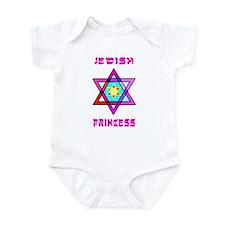 Jewish Star Of David Infant Bodysuit