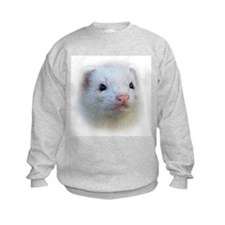 Ferret Face Sweatshirt