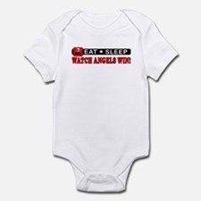 ANGELS WIN! Infant Bodysuit