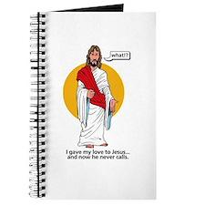 Jesus is Love Journal