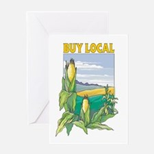 Buy Local Greeting Card