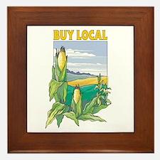 Buy Local Framed Tile
