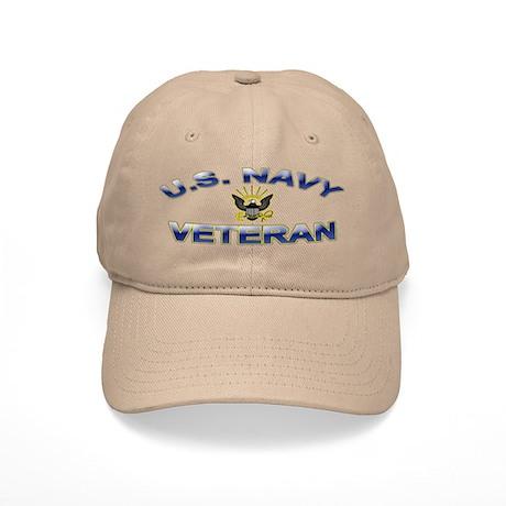 U. S. Navy Veteran Cap