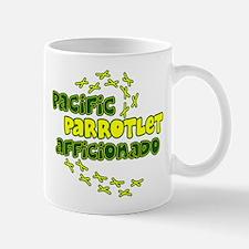Afficionado Pacific Parrotlet Mug