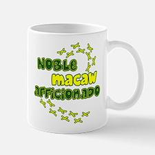 Afficionado Noble Macaw Mug