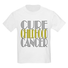 Cure Childhood Cancer T-Shirt