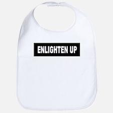 Enlighten Up - Black Bib