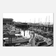 Cool Black and white photos Postcards (Package of 8)