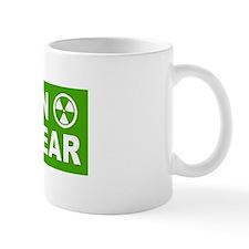 Go Green Go Nuclear Mug