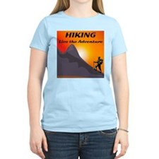 Hiking Live The Adventure T-Shirt