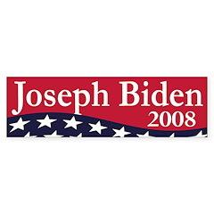 Joseph Biden 2008 (bumper sticker)
