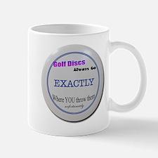 Discgolfgods Mug Mugs