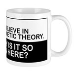 Electromagnetic Theory mug Mugs