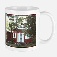 the cottage Mug
