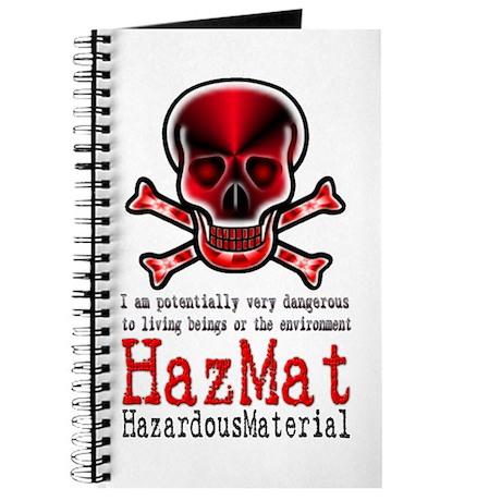 Hazardous Material - Journal