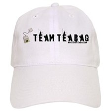 Baseball Cap Of Teabag-Deflecting Power
