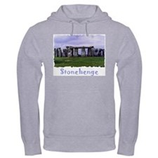 Stonehenge - Ash Grey Hoodie
