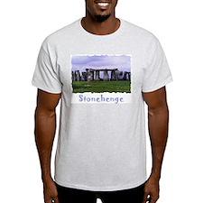 Stonehenge - Ash Grey T-Shirt