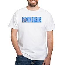 I Love New Orleans Tiles Shirt