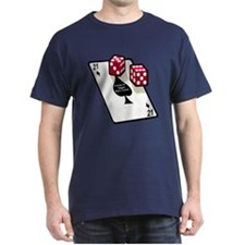 Vegas 21st Birthday Gift T-Shirt