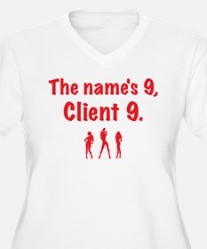 Client 9 Red T-Shirt