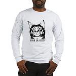 Viva la Kitty! Long Sleeve T-Shirt