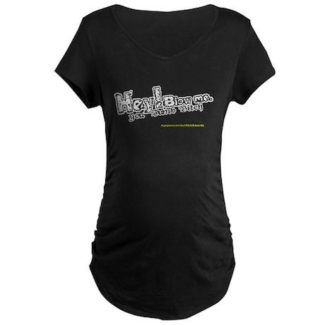 DBA Maternity Dark T-Shirt