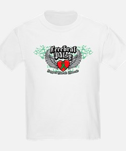Cerebral Palsy Wings T-Shirt