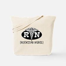 Rockstar Nurse Tote Bag