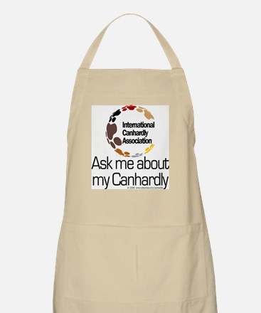 Ask me... Canhardly BBQ Apron
