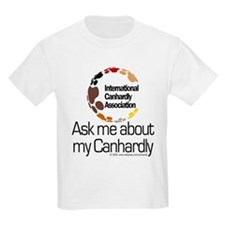 Ask me... Canhardly Kids T-Shirt