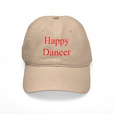 Happy Dancer Baseball Cap red