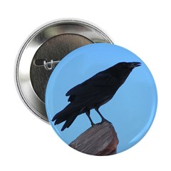 "Raven 2.25"" Button (100 pack)"