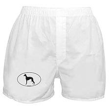 Whippet Euro Oval Boxer Shorts