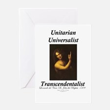 UUF Transcend Greeting Card